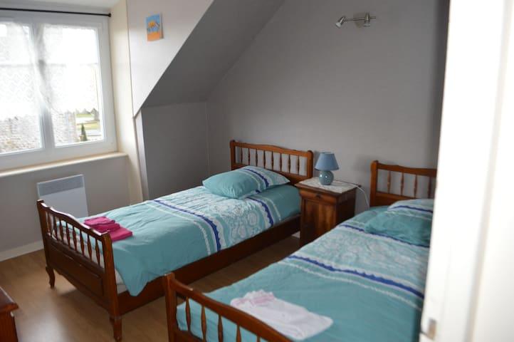 Chambre pour 1 ou2 personnes