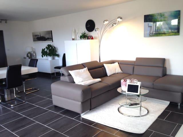 Chambre dans bel apt- Evreux centre - Évreux - Apartemen