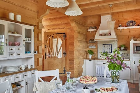 Provencal cottage near Zakopane