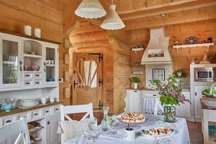 Provencal cottage near Zakopane
