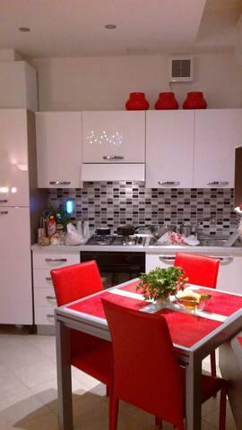Grazioso appartamento in Riviera Adriatica