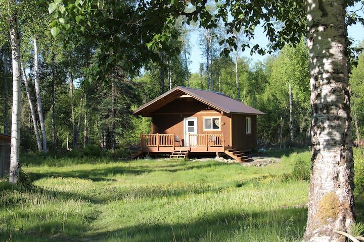 Rowan Cabin at The Grove Farmstead