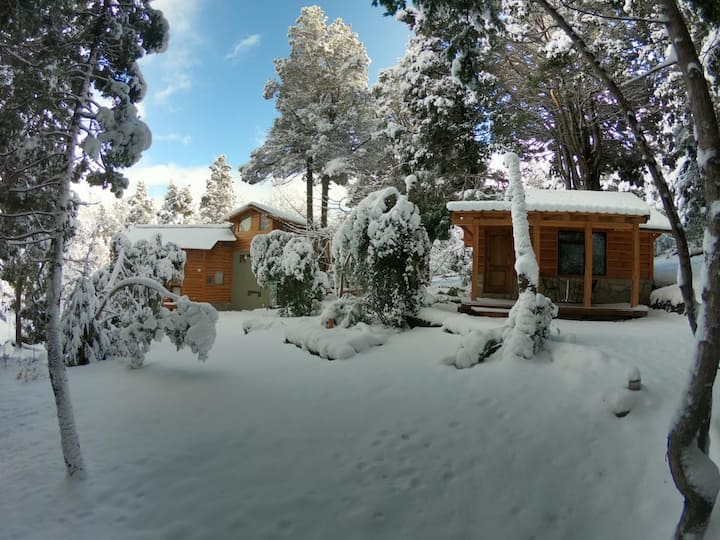 cabaña villa arelaquen