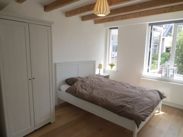Newly renovated bright room in heart of Utrecht