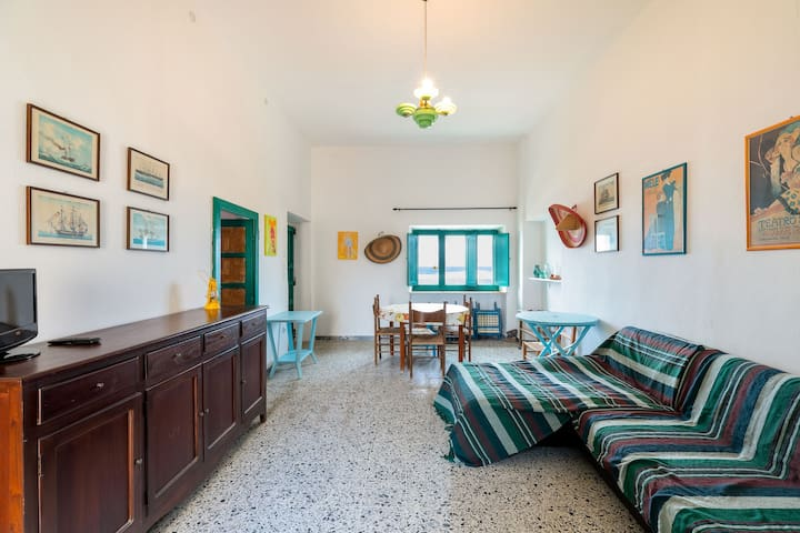 Directly on the sea - Casa Luci Nel Sinis