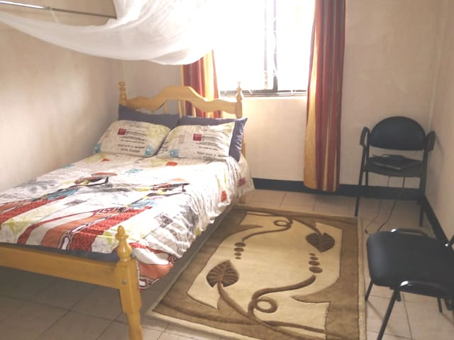 Great flat near the King's palace. WiFi. Near town