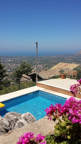 Holiday House Sicily 1 - Borgetto