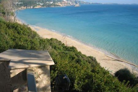 Makris Gialos Beach villa - Argostolion