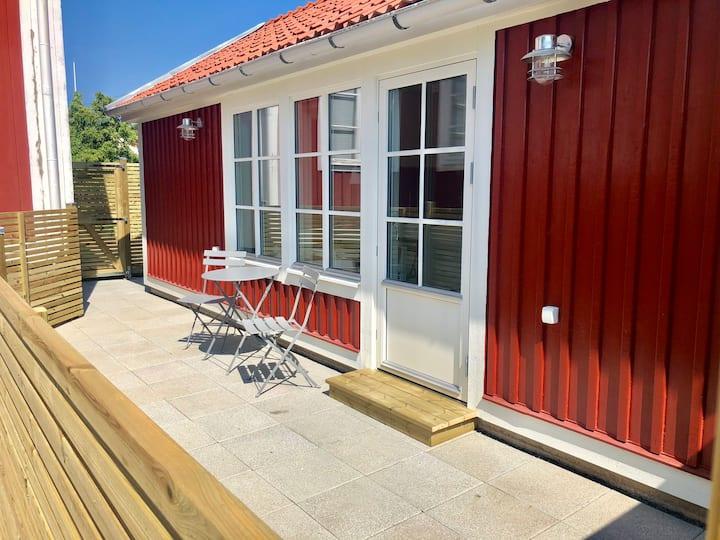 Nytt toppmodernt hus i centrala Kalmar - Ironman!
