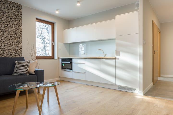 Wczasowa 2c Apartament 40 Deluxe dla 4 osób