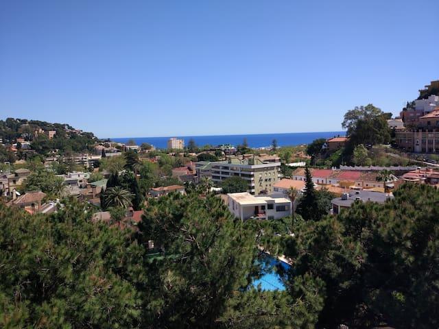 """Double room, breakfast, terrace """"Wonderful Views"""""""