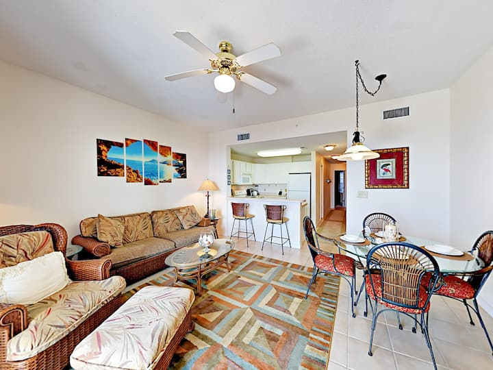 Gulf-View Condo at The Dunes
