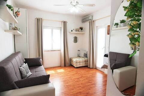 studio flat for rent in Italy