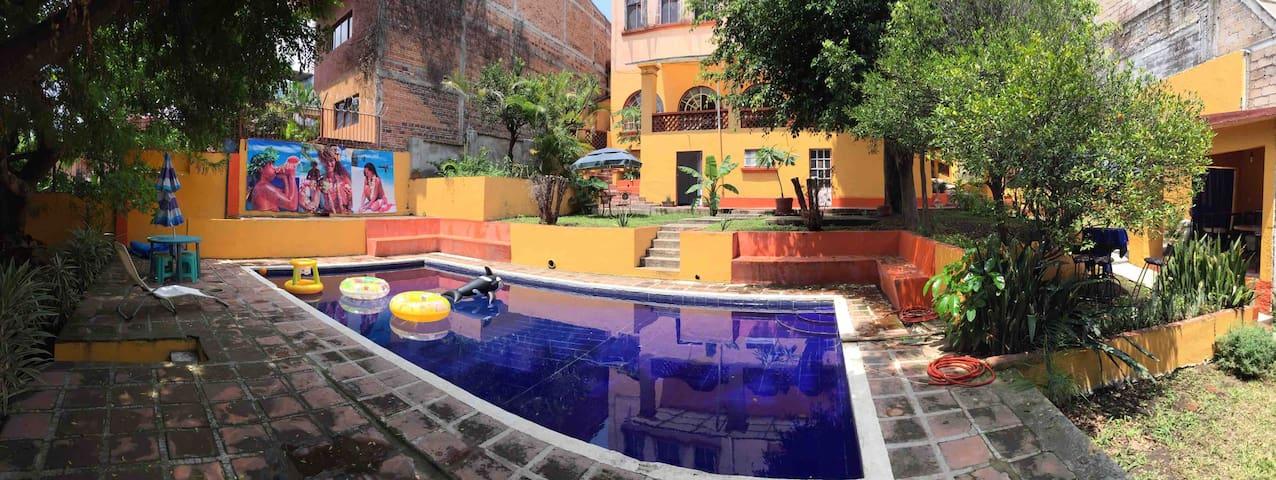 Bungalito en Cuernavaca 2