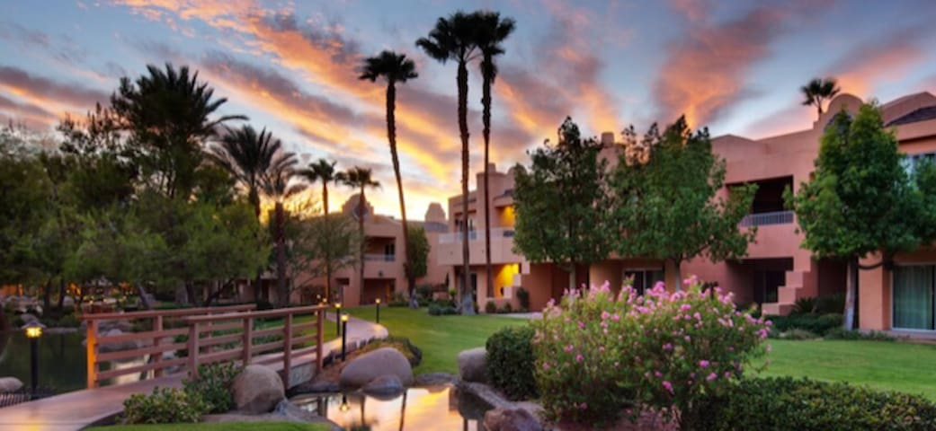 COACHELLA; Westin Mission Hills Villa Resort!