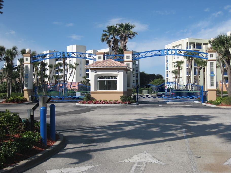 OCEANWALK GATED COMMUNITY WITH LOTS OF FAMILY AMENITIES