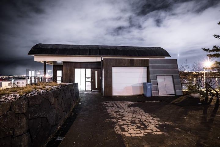Luxury Villa, in Reykjavik, Iceland
