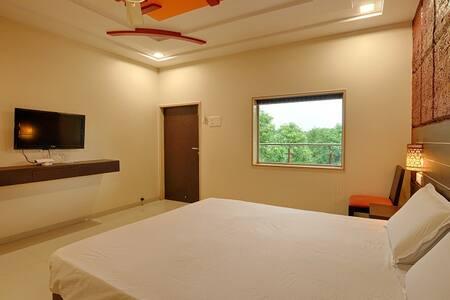 Deluxe Room No 2 in Kankuali