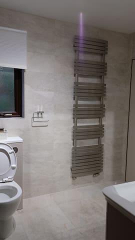 Master Suite Shower Room