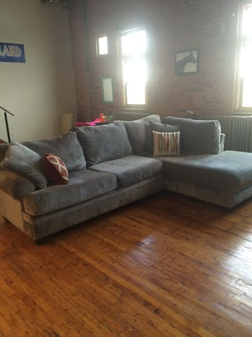 Entire Loft to Yourself - Detroit - Loft