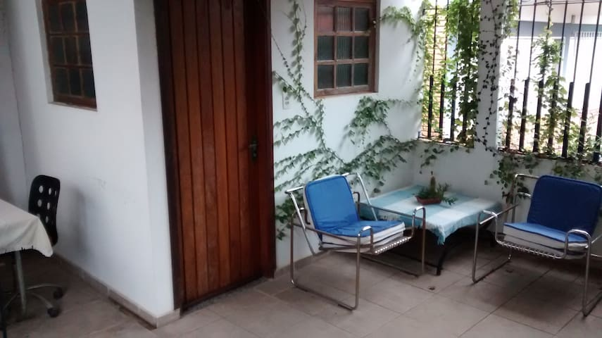 Room with balcony near USP!