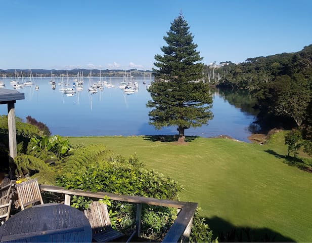 Kerikeri Bay of Islands Private Beachfront Home