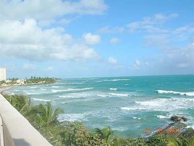 Ocean Front 3 Bed Condo 13th floor stunning views