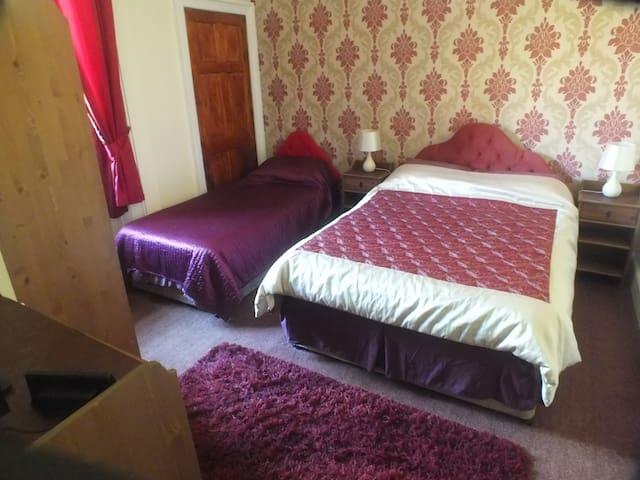 Your en-suite room
