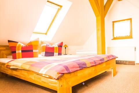 strandnahe Maisonette-Wohnung auf der Insel Usedom