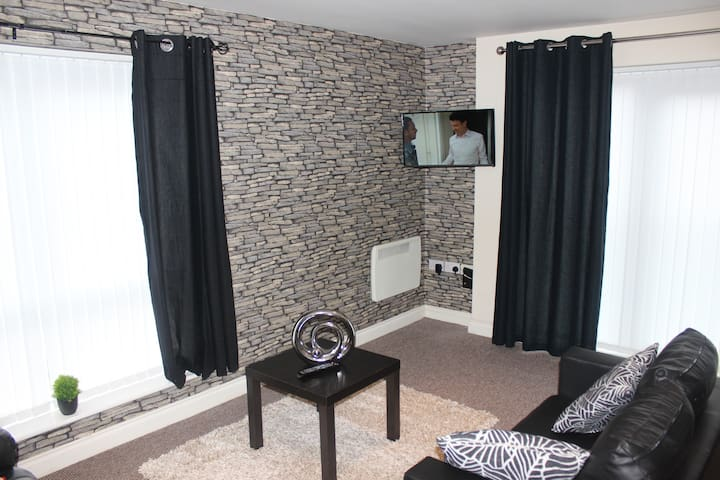 Charming Apartment in Liverpool with Free Parking - Liverpool - Apartemen