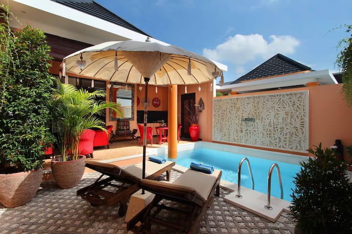 Villa Lollie Beach 500m Central Seminyak