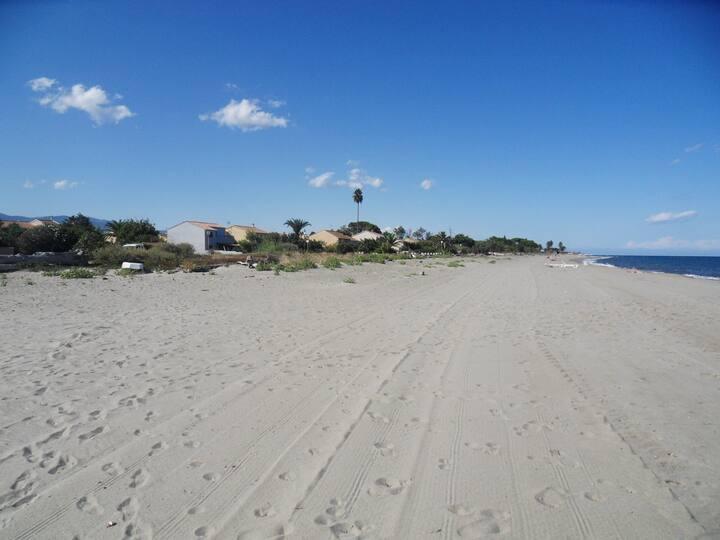 Maison type F5  plage à 50 Mètres