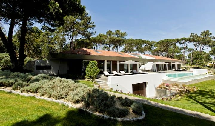 Villa Monte Serves - Colares,Sintra