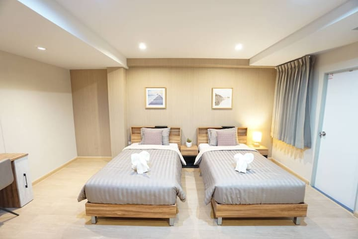 The Best and Cheap private room near Khaosan ! 509