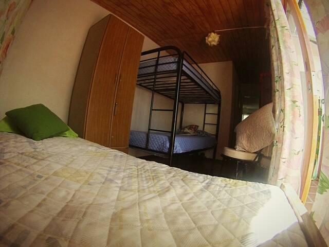 Habitación Privada y Confortable