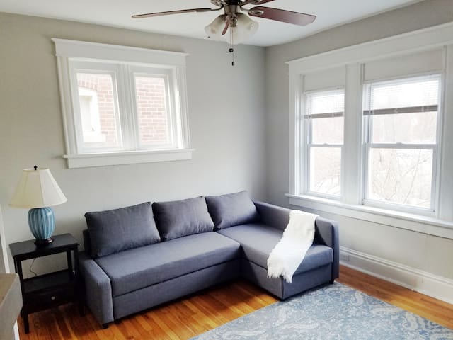 Charming Tower Grove Flat-Steps to T.G Park+Grand
