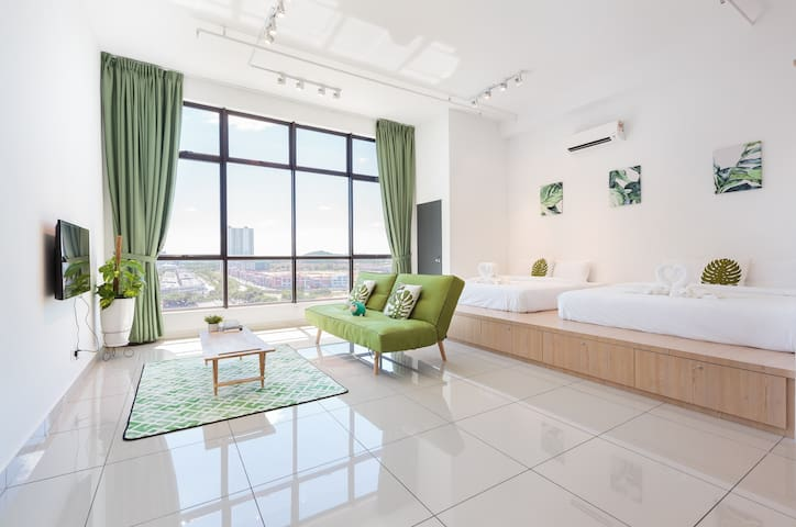 Midori Concept Home Stay @ Austin 18 10-05 , JB