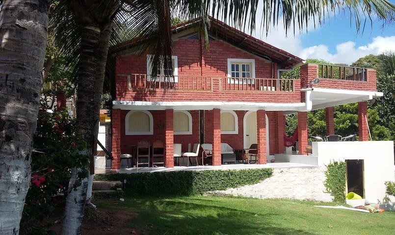 Casa Praia Japaratinga - Japaratinga