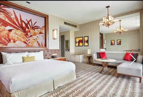 新加坡圣淘沙逸豪酒店特价预定