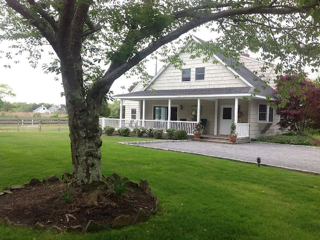 Bayfield Farms Country Estate Guest House - Westhampton Beach - Rumah Tamu