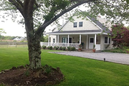 Bayfield Farms Country Estate Guest House - Westhampton Beach