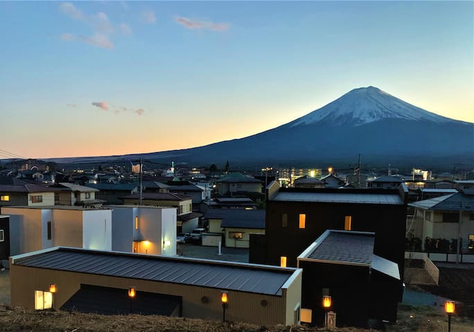 Spectacular View of Mt. Fuji Reserve Just for You