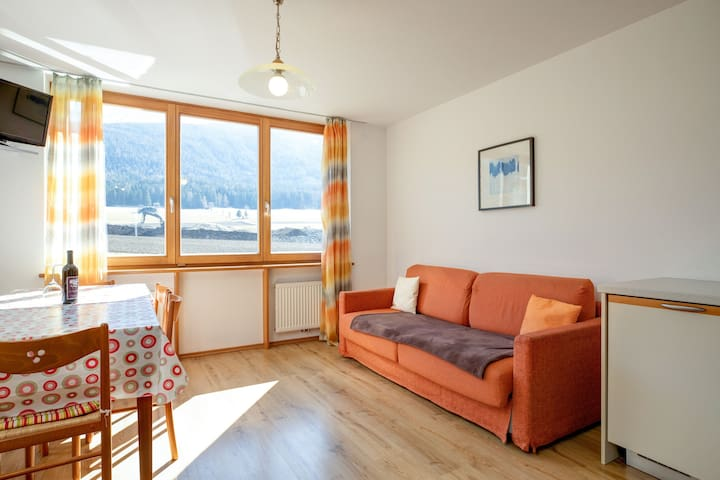 Modern Apartment Durnbrunn 5 with Mountain View & Wi-Fi; Parking Available