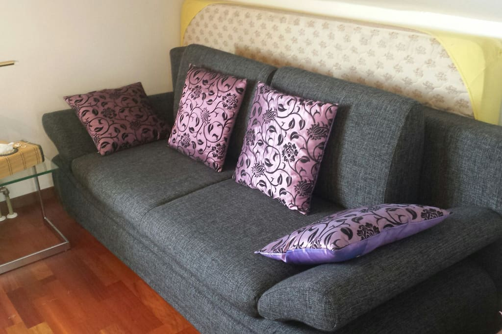 Sleeping Couch for 2