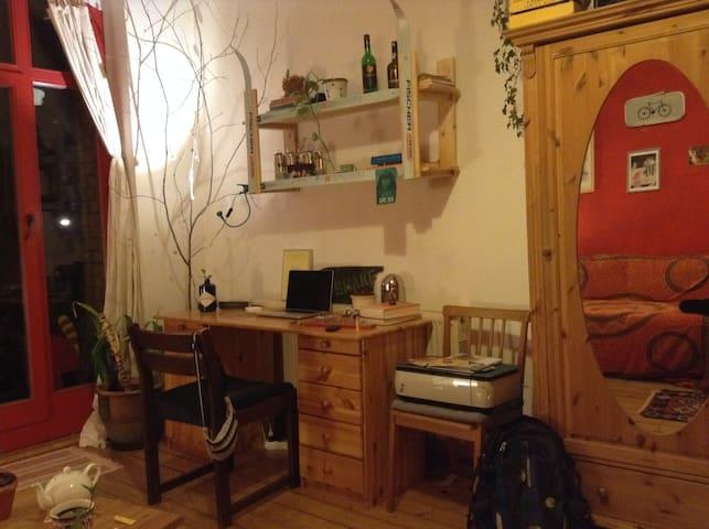Nice and comfortable apartment in Neustadt! - Dresden - Leilighet