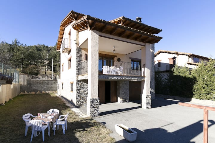 Casa Rural Saura 290536
