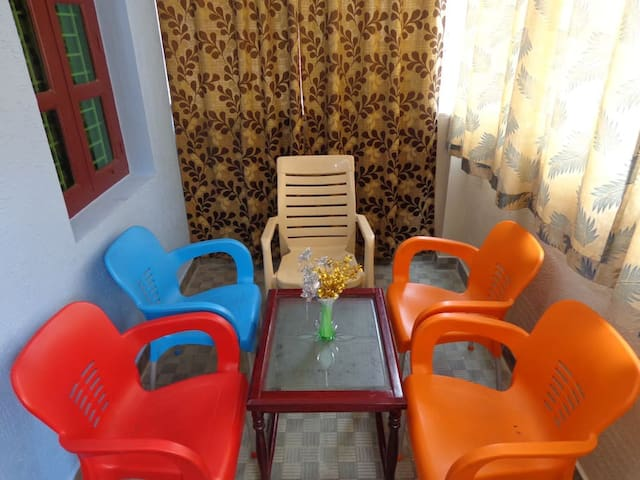 Colorful,Loving(2 Rooms)In Lap ofNature(Chittoor)