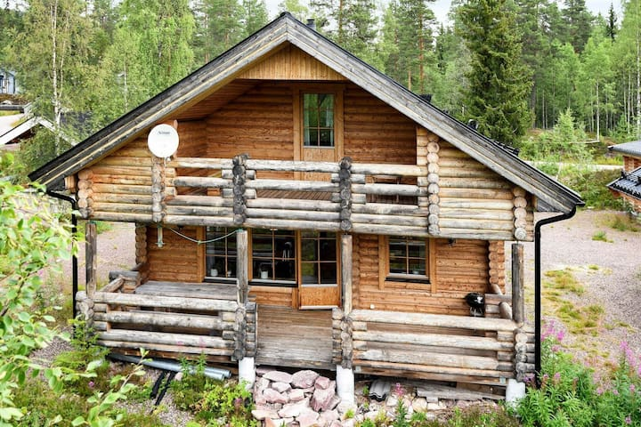 7 person holiday home in SÄLEN