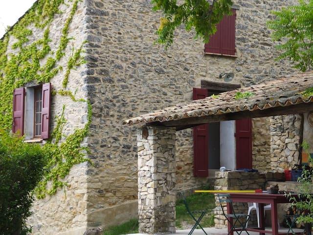 Maison de campagne - Châteauneuf-Val-Saint-Donat