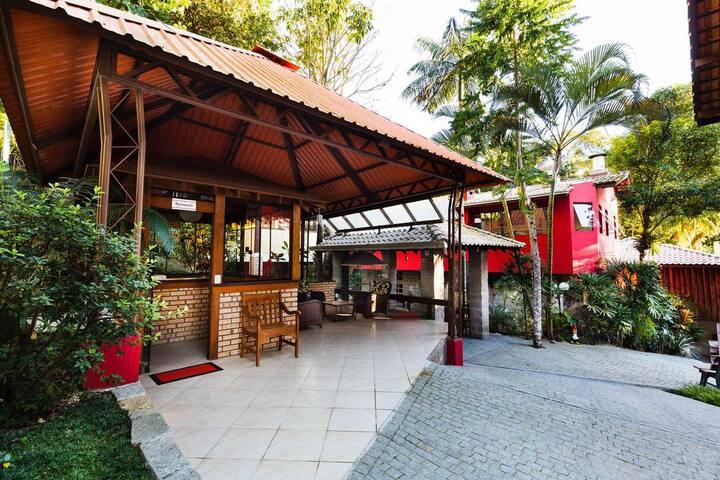 Apartamento para 3 pessoas, Vila Taquaras